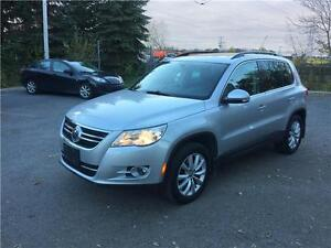 2011 Volkswagen Tiguan 4Motion, Safety & ETEST for ON or QC INCL