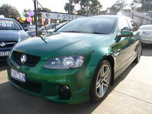 2011 Holden Commodore VE II SV6 Sportwagon Poison Ivy 6 Speed Sports Automatic Wagon Dandenong Greater Dandenong Preview