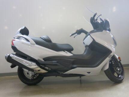 2018 Suzuki Burgman 650 (AN650) Road Bike 638cc Ringwood Maroondah Area Preview