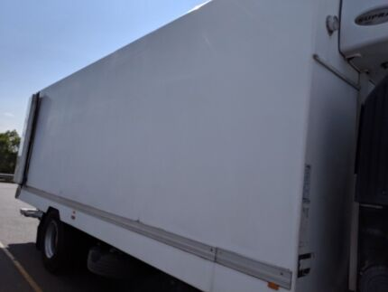 Refrigerated truck Loganlea Logan Area Preview