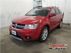 Dodge Journey GT AWD Cuir 7 Passagers Audio Alpine MAGS 2017