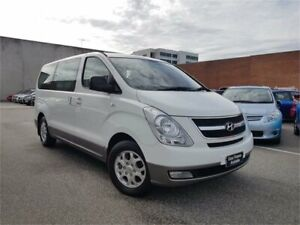 2011 Hyundai iMAX TQ White 4 Speed Automatic Wagon Osborne Park Stirling Area Preview