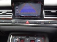 FULL AUDI HISTORY SATNAV REAR CAMERA