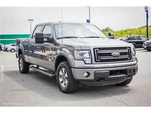 2014 Ford F-150 FX4! ECOBOOST! CREW CAB! BACK UP CAMERA