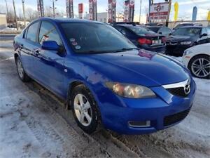 2008 Mazda Mazda3, AUTO, MAGS, A/C, 2.0 L