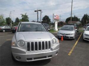 2007 Jeep Compass Sportm 1 owner