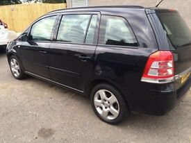 VAUXHALL ZAFIRA 2006++7 SEATER MOT TILL 20/07/2017 EXCELLENT CONDITION