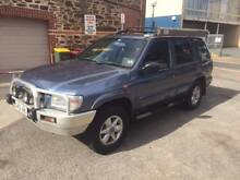 2002 Nissan Pathfinder SUV Ti WX ii Adelaide CBD Adelaide City Preview