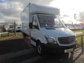 Mercedes-Benz Sprinter 314 LWB LUTON BLUE EFFICIENCY EURO 6 (T/LIFT) (2016)
