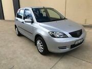 2004 Mazda 2 DY Series 1 Neo Hatchback 5dr Man 5sp 1.5i [Jan] Silver, Chrome Manual Hatchback Villawood Bankstown Area Preview