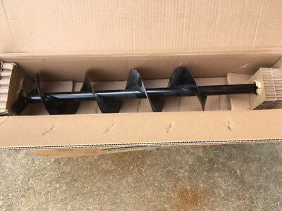 34 Shaft 6 3ft Depth Earth Auger For Fence Post Holes - Five Available
