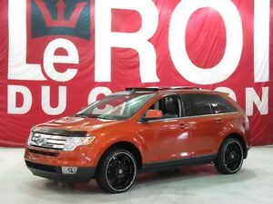 Ford EDGE Limited 3.5L TOIT PANORAMIQUE 2008