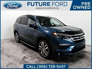 2016 Honda Pilot Touring|DVD PLAYER |ONE OWNER|CLEAN SGI REPORT