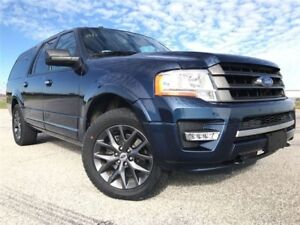2017 Ford Expedition MAX MAX Limited 8 passenger