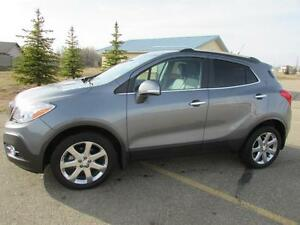 2014 Buick Encore PREMIUM-AWD **LEATHER-NAV-SUNROOF**