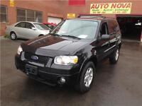2006 FORS ESCAPE LIMITED***CUIR+TOIT+MAGS+AWD+TRÈS PROPRE***