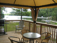 Lake Front Cottage!!! Prime Weeks in July and August Available