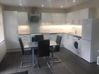 Furnished mid-terraced house