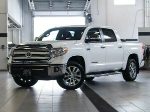 2016 Toyota Tundra Limited 5.7L V8 4dr 4x4 CrewMax