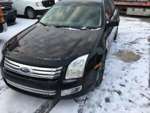 2006 FORD FUSION SEL 2980$ FINANCEMENT MAISON 100% APPRO