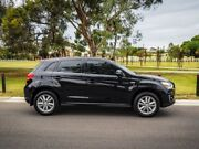 2013 Mitsubishi ASX XB MY13 Aspire 2WD Black 6 Speed Constant Variable Wagon Hendon Charles Sturt Area Preview