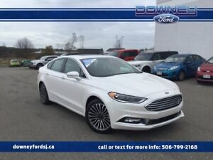 2017 Ford Fusion SE LUXURY PKG BACKUP CAM AND NAVIGATION!