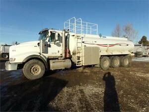 2013 INTERNATIONAL 5900i REPO, BEING SOLD BY TENDER