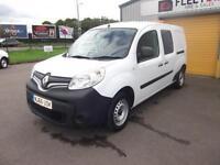 Renault Kangoo Maxi 1.5dCi ( EU6 ) Crew Van LL21 Energy dCi 110 Maxi Business