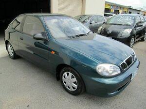 2000 Daewoo Lanos SE Green 4 Speed Automatic Hatchback Werribee Wyndham Area Preview