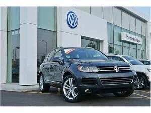 2012 Volkswagen Touareg Comfortline 3.6L 8sp at Tip 4M