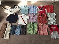 Boys Bundle 3-4 yrs ( 20 items) White Company, GAP, NEXT, Pumkin Patch, Adams etc