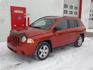 2010 Jeep Compass 4X4 ~One Owner/Accident Free~ Sunroof~ $8999