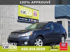 2014 Subaru Outback 2,5i commodité *77$/sem 0$ MERCEDES et AUDI