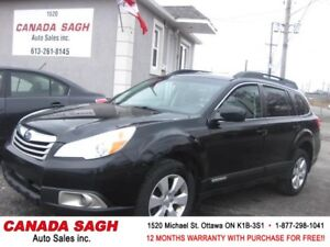 2010 Subaru Outback Prem EDITION 6SP ! 12M.WRTY+SAFETY $7990