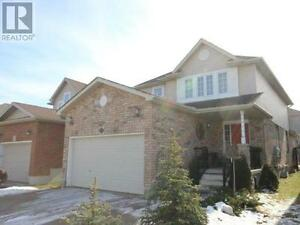 3-bedroom home finished basement in Doon