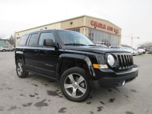 2017 Jeep Patriot 4X4 HIGH ALTITUDE, LEATHER, ROOF, 30K!