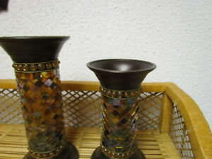 TWO PARTY LITE GLOBAL CANDLE HOLDERS price lowered Edmonton Edmonton Area image 3