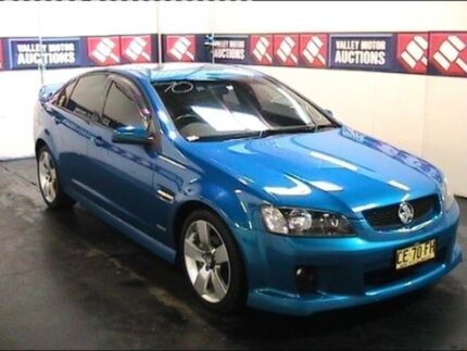 2009 Holden Commodore VE MY09.5 SV6 Voodoo 5 Speed Automatic Sedan Cardiff Lake Macquarie Area Preview