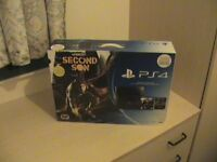 New sealed PS4 unwanted gift