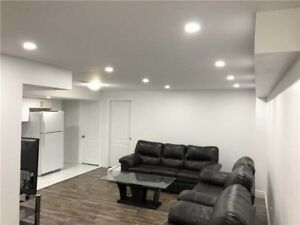 Beautiful Two Bedroom Basement in West Brampton