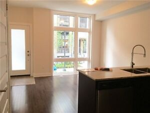 Brand New 2 bedroom Townhouse at Yonge and Finch