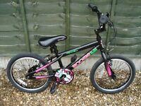 Girls Apollo Boogie BMX Bike.