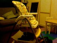 Owl High Chair