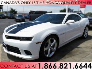 2015 Chevrolet Camaro SS   NO ACCIDENTS   1 OWNER   AWM
