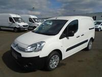 Citroen Berlingo 625 X L1 Hdi 90PS DIESEL MANUAL WHITE (2014)