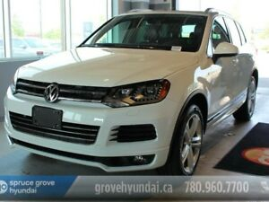 2014 Volkswagen Touareg EXCELINE TDI R-LINE-PRICE COMES WITH A $