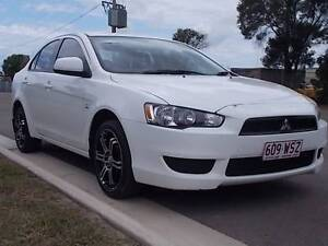 2008 Mitsubishi Lancer Sedan Mount Louisa Townsville City Preview