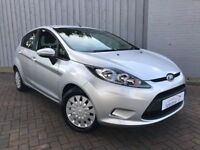 Ford Fiesta 1.6 Edge EcoNetic TDCI 2, 5 Dr, Diesel, Zero Road Tax, 70+ MPG, Fabulous Value at £2995