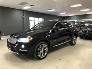 2015 BMW X4 xDrive35i*SPORT PKG*NAV*360 CAM*HEADS UP DISPLAY*