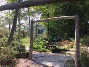 Nature Lovers' Permaculture Paradise - 20 acres, waterfront